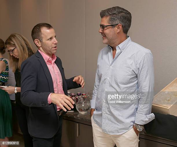 cott Greenberg and Gordon Gray attend The Charlotte Gwenyth Gray Foundation CallAThon To Cure Batten Disease on September 29 2016 in Los Angeles...