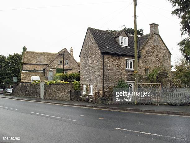 Cottages on September 27 2016 in Stowonthewold Cotswold