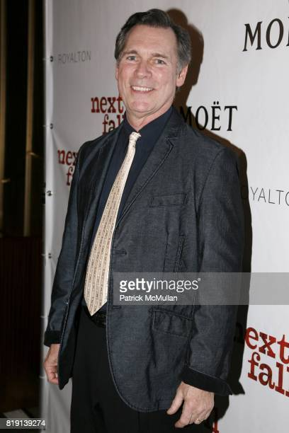 Cotter Smith attends NEXT FALL Broadway show VIP Celebration After Party with ELTON JOHN sponsored by Royalton at Royalton on March 10 2010 in New...