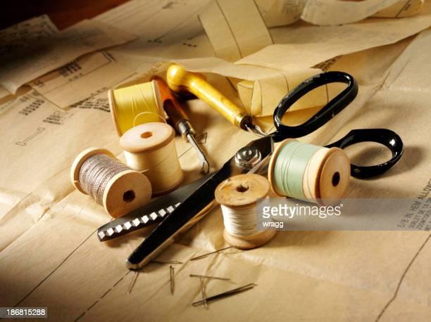 Cotton and Scissors