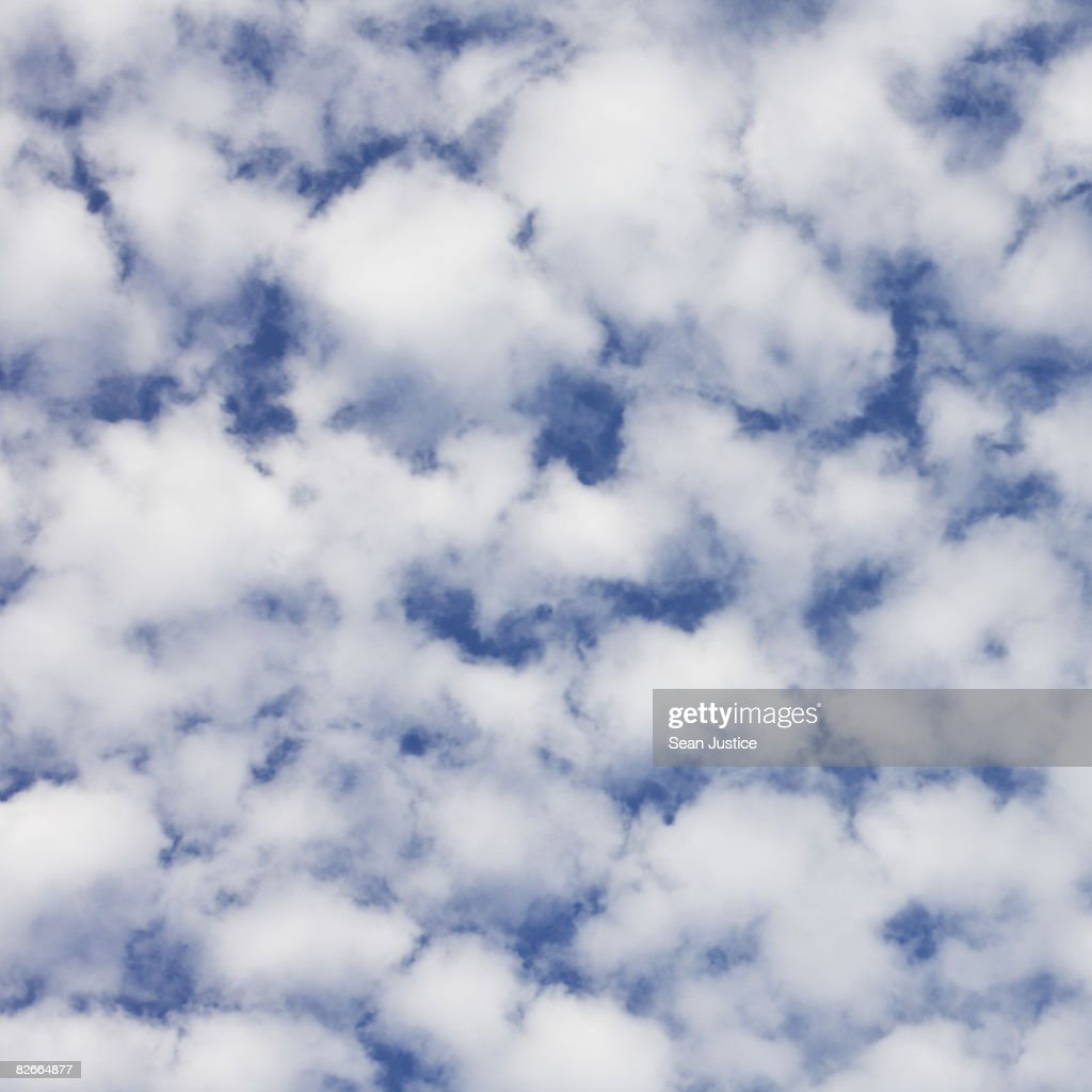 Cotton Ball Clouds Stock Photo Getty Images Bal