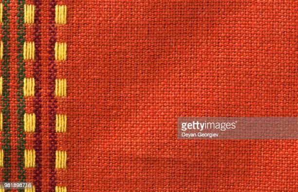 Cotton textile background