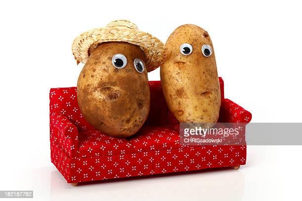 Couch-Kartoffeln