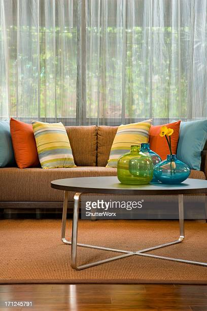 Couch & Table
