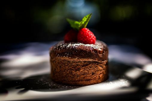 Coulant du Chocolat - gettyimageskorea
