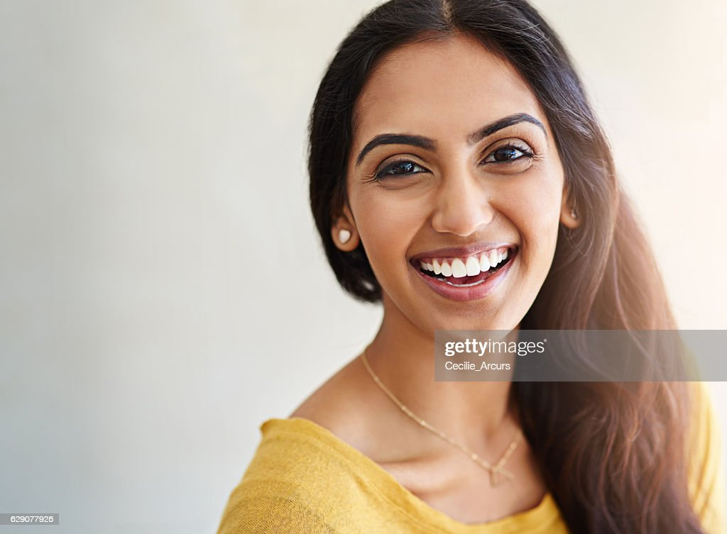 I couldn't be more happier with my life : Stock Photo