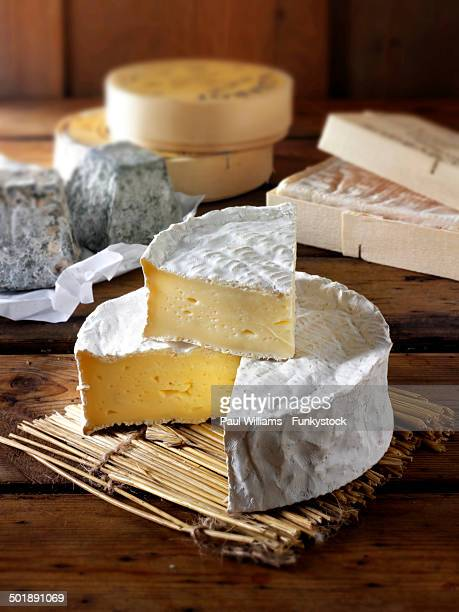 Coulommier, traditional French cheese