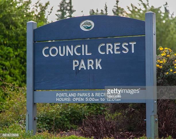 Council Crest Park Portland, Oregon