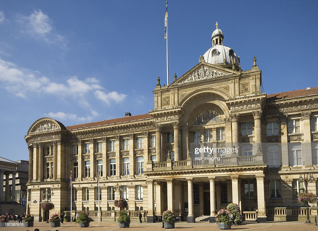 Council House Birmingham UK : Stock Photo