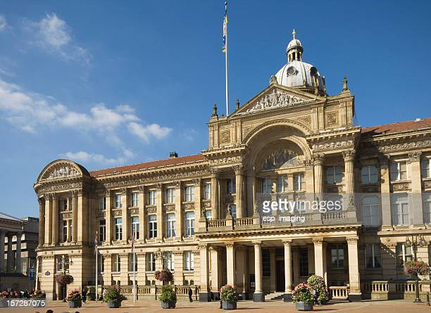council house birmingham uk - local politics stock pictures, royalty-free photos & images