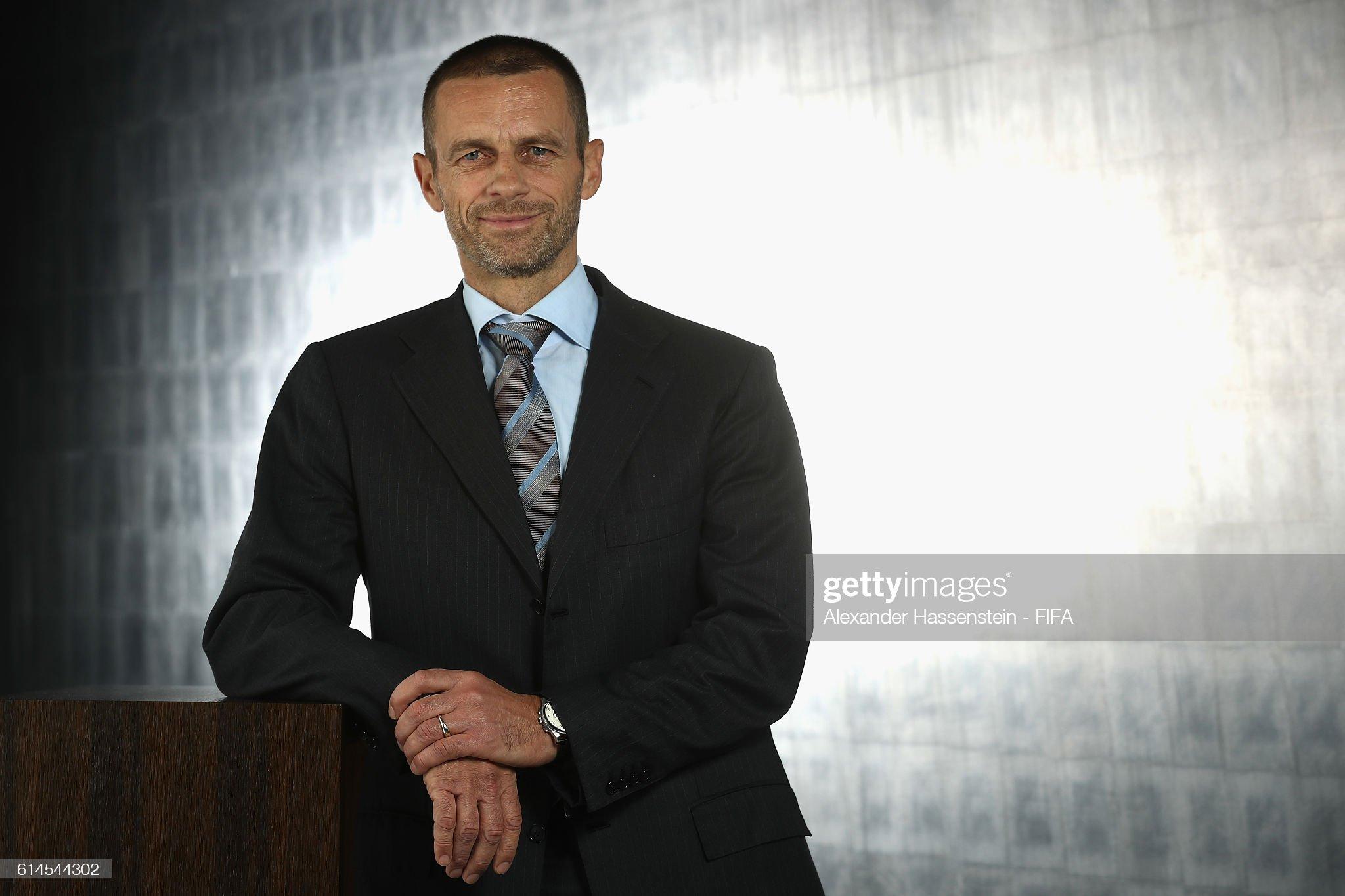 FIFA Council Members - Portrait Session : ニュース写真
