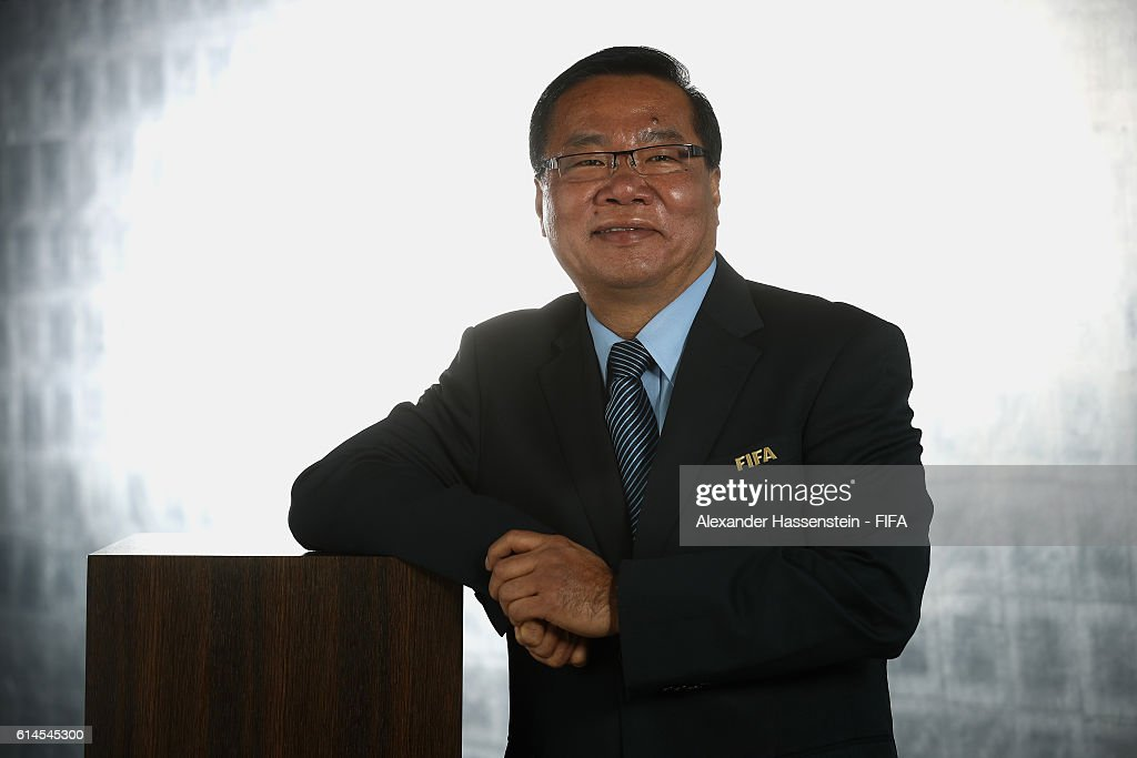 FIFA Council Members - Portrait Session : News Photo