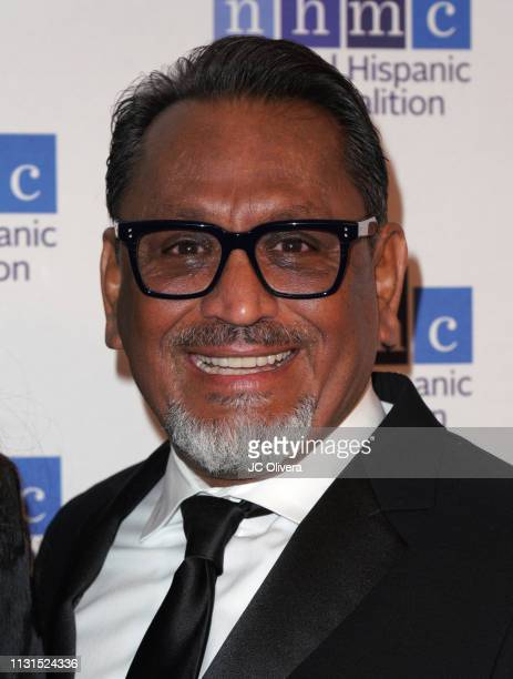 Councilman Gil Cedillo attends the 22nd Annual National Hispanic Media Coalition Impact Awards Gala at Regent Beverly Wilshire Hotel on February 22...