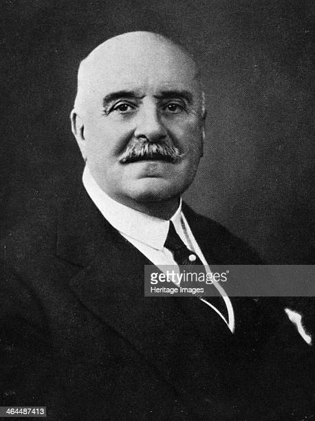 Count Albert De Dion