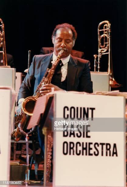 Count Basie Orchestra 1990s Artist Brian Foskett
