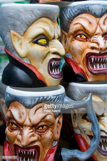 Count Dracula Mugs in Transylvania