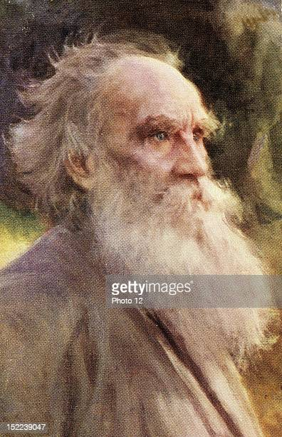 Count Lev Nikolayevich Tolstoy, commonly referred to as Leo Tolstoy in English , Russian writer.