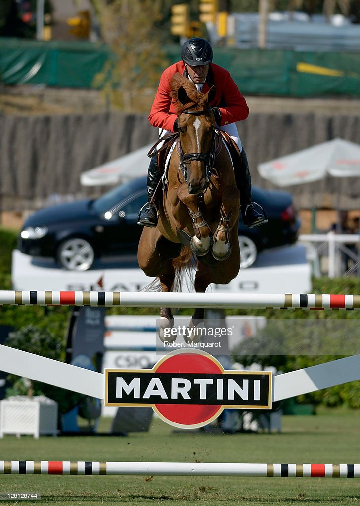CSIO Barcelona: 100th International Show Jumping Competition - Day 1