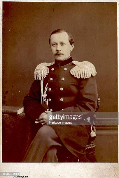 Count Paul Andreyevich Shuvalov, Russian soldier and statesman, c1860s-c1870s. Shuvalov served with distiction in the Crimean War. From 1885 until...