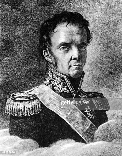 Count Philibert Curial officer in napoleonic army, he took part in Essling and Hanau battles, he organized resistance of the Villette on march 30,...