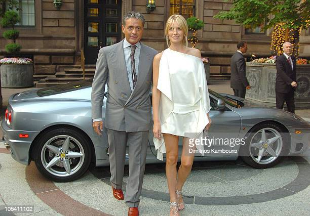 """Count Roffredo Gaetani and guest during Sirio Maccioni """"The Story of My Life and Le Cirque"""" Book Party at Le Cirque 2000 in New York City, New York,..."""