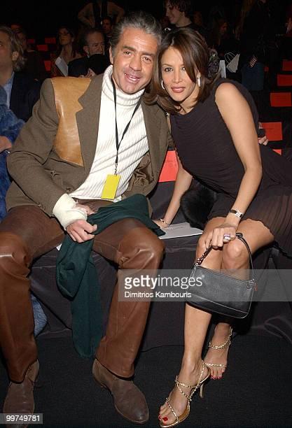 Count Roffredo Gaetani and Kara Young