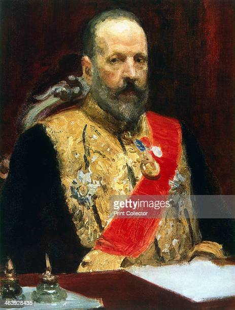 Count Witte Russian statesman c19011903 Russia's Minister of Finance from 18921903 Sergey Sergey Yulyevich Witte promoted the construction of the...