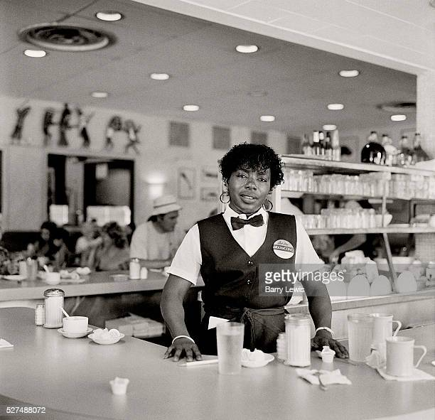 Counter waitress at the Miami Beach Rascal House You gotta understand Wolfie Cohen would tell his waiting staff this station is your place of work...