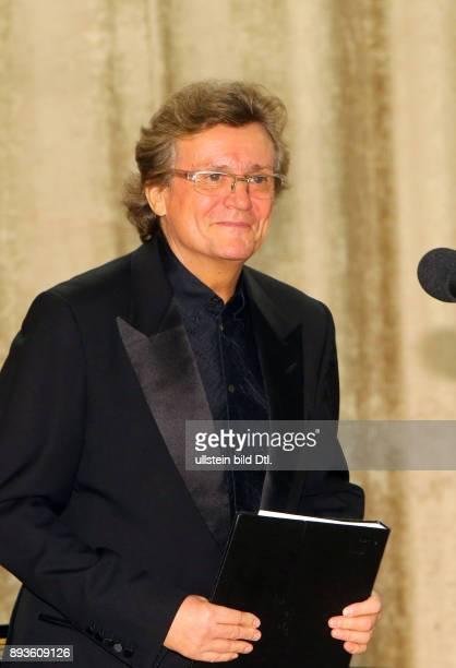 Countertenor Jochen Kowalski / Die Garnisonkirchen-Stiftung laedt ausgewaehlte Gaeste zu einem Benefizkonzert in die russische Botschaft.
