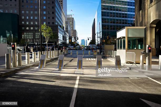 Counter-Terrorism Barrier, One World Trade Center, New York City