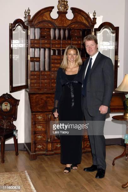 Countess Caroline Spencer and Earl Charles Spencer