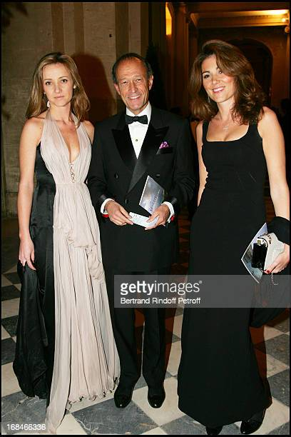 Countess Eleonore of Rohan Chabot Thierry Gaubert Marie Charlotte Guichet party to the benefit of the artworks of the Sovereign Order of Malta in...