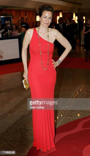 Countess Gioia von Thun attends the Rosenball Charity Ball at the Intercontinental Hotel May 27, 2006 in Berlin, Germany.