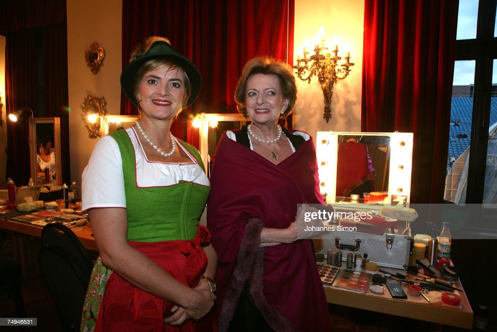 Rehearsal Thurn and Taxis Castle Festival : News Photo