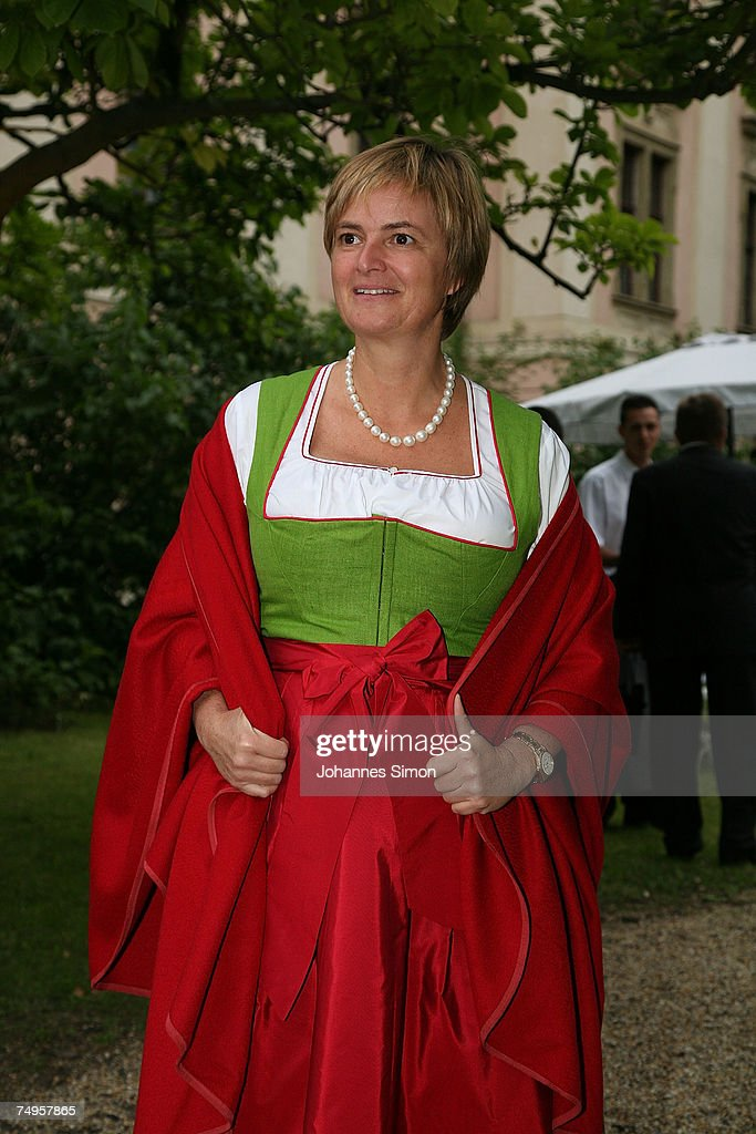 Thurn and Taxis Castle Festival Opening : News Photo