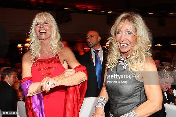 Countess Gunilla von Bismarck And Bea Auersperg In From The UNESCO Charity Gala at the Maritim Hotel in Dusseldorf