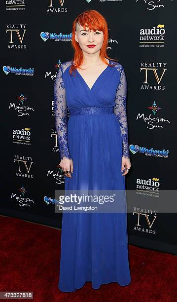 Countess Isabella Bonaduce attends the 3rd Annual Reality TV Awards at Avalon on May 13 2015 in Hollywood California