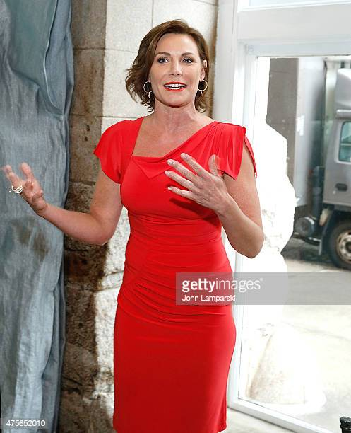 Countess Luann de Lesseps attends Big Brothers Big Sisters Of NYC summer cooking class at Creative Edge Parties on June 2 2015 in New York City