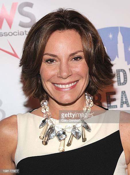 """Countess LuAnn de Lesseps attends the 2012 Broadway Dreams Foundation """"Champagne And Caroling"""" Gala at Celsius on December 10, 2012 in New York City."""