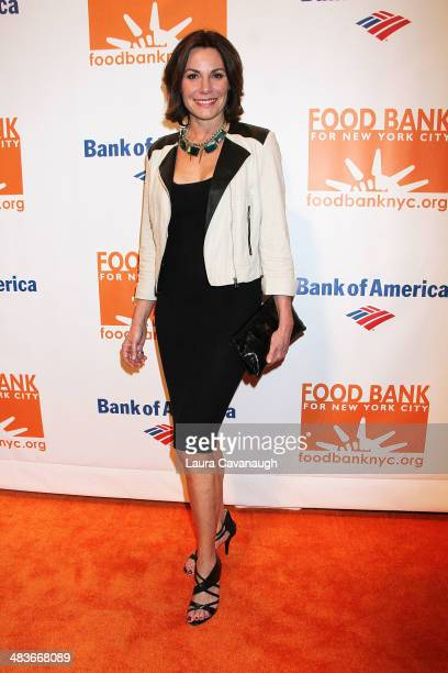 Countess LuAnn de Lesseps attends the 2014 Food Bank Of New York City Can Do Awards at Cipriani Wall Street on April 9 2014 in New York City