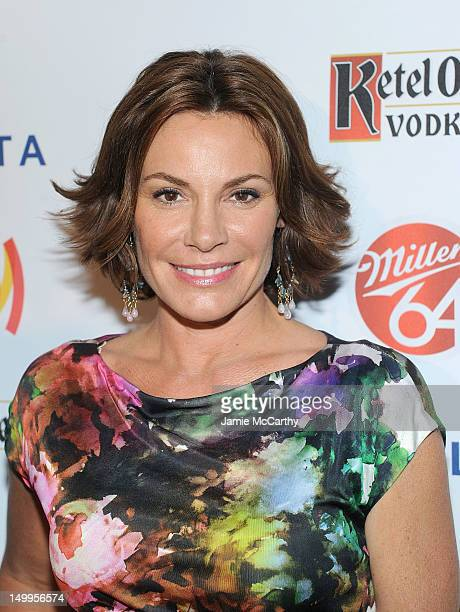 Countess LuAnn de Lesseps attends the GLAAD Manhattan Summer Event at Humphrey at the Eventi Hotel on August 7, 2012 in New York City.