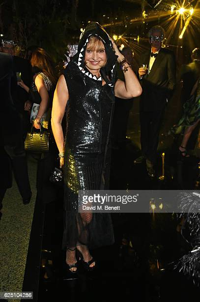 Countess Maya von Schoenburg attends The Animal Ball 2016 presented by Elephant Family at Victoria House on November 22 2016 in London England