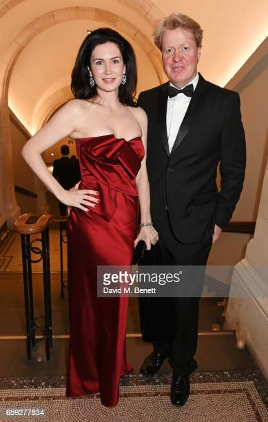 Countess Spencer And Earl Attend The Portrait Gala 2017 Sponsored By William Son At