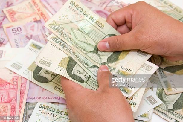 Contando dinero