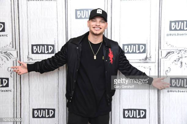 Country artist Kane Brown visits Build Series to discuss his album 'Experiment' at Build Studio on November 20 2018 in New York City