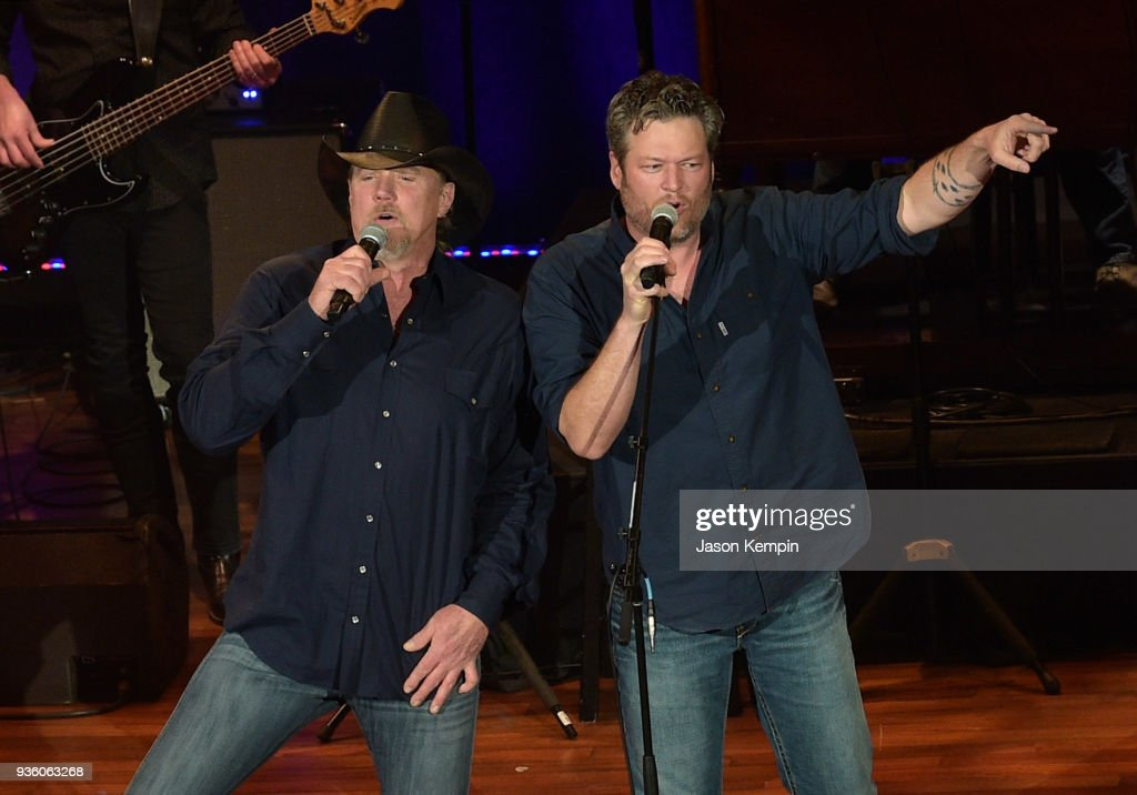 Trace Adkins & Friends