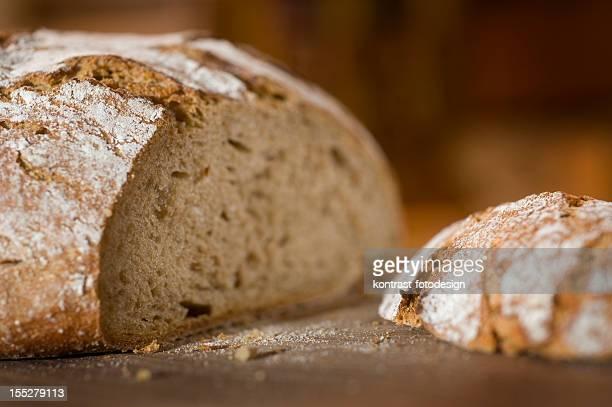 Country Bread, Bauernbrot, Vollkornbrot
