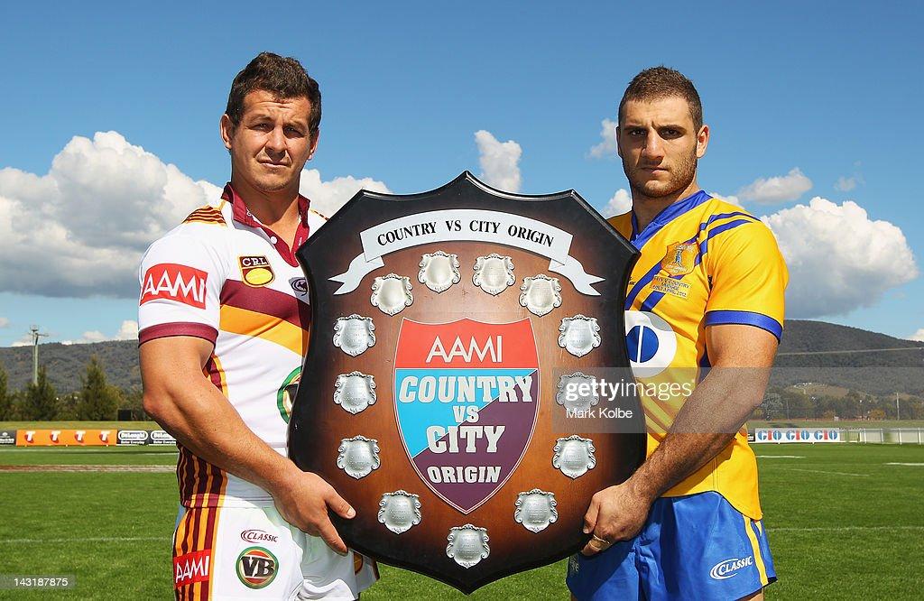 City v Country Captains Call