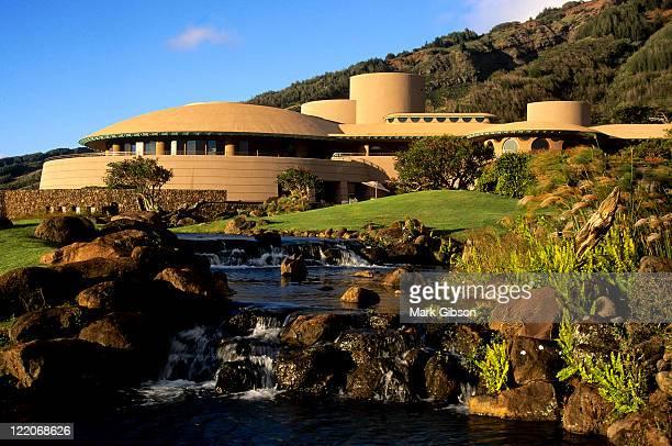 Country club designed by F L Wright, Maui, HI