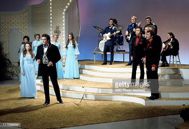 SHOW Country Comedy Airdate February 10 1971 JUNE